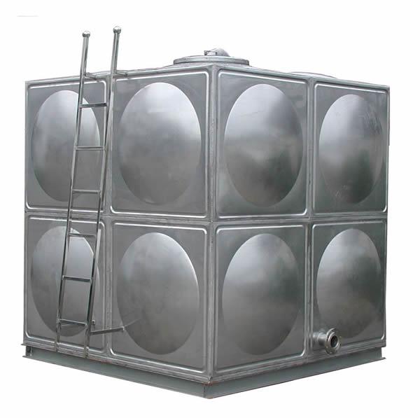 组合式不锈钢水箱需加消防流量进行核算