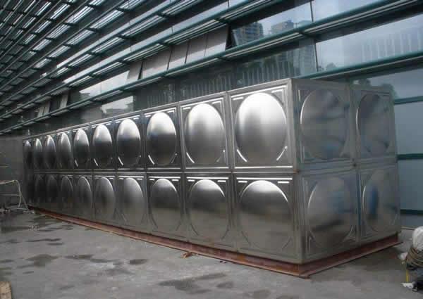 组合式不锈钢水箱组合式