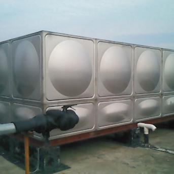 上海组合式不锈钢水箱