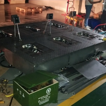 眾旗污水提升器安裝項目