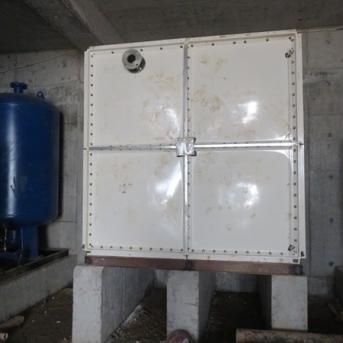 眾旗玻璃鋼消防水箱安裝項目