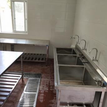眾旗廚房設備安裝項目