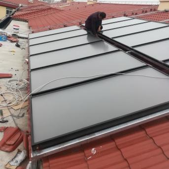 眾旗太陽能安裝項目