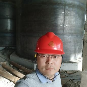 众旗碳钢储罐安装项目