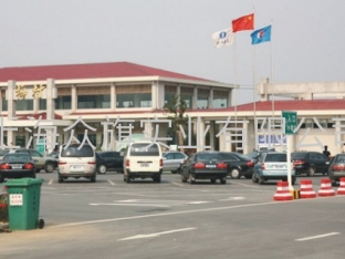 滬寧高速梅村服務站