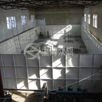 上海SMC玻璃鋼水箱