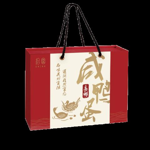 拾阖高邮咸鸭蛋20只礼盒装